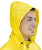 Capuchon de vêtement de pluie de luxe
