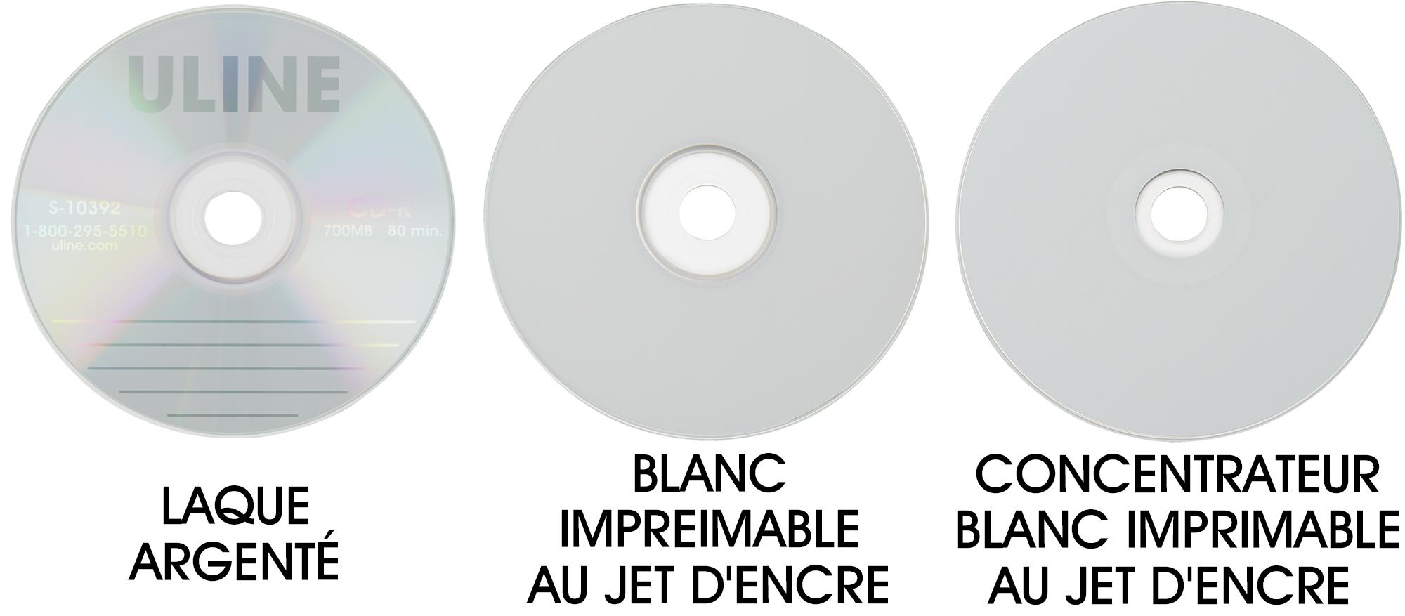 Styles de CD