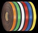 Étiquettes d'entrepôt magnétiques – Rouleaux non perforés