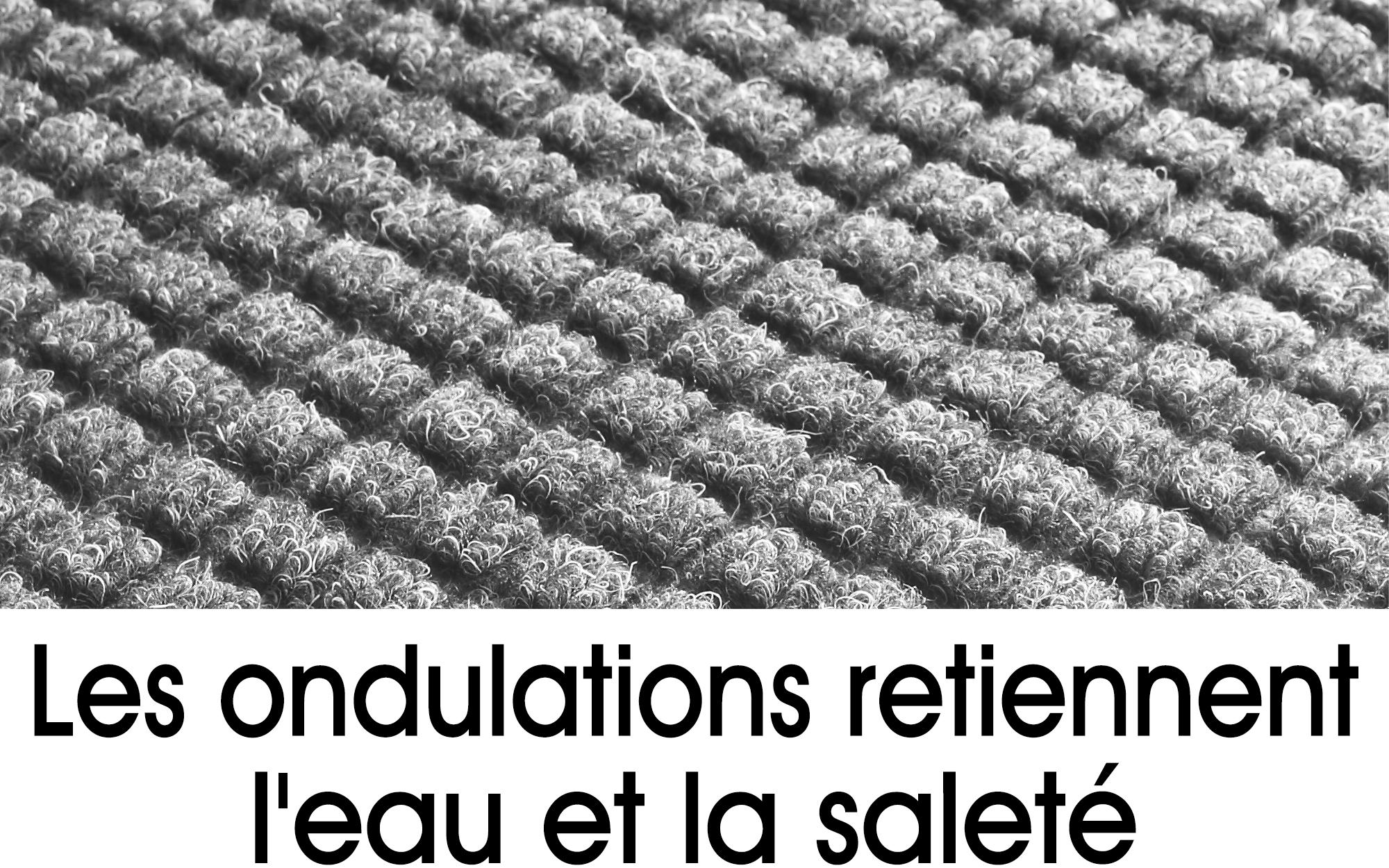 Boutons de fibres du tapis