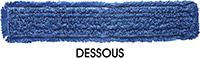 Bas de vadrouilles à poussière en microfibre